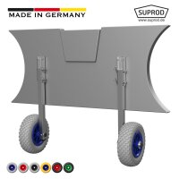 Launching Wheels, Dinghy Wheels, SUPROD ET200, Stainless Steel