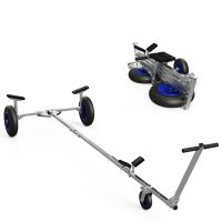 Strandtrailer, Rubberboot trolley, Boot-dolly , voor...