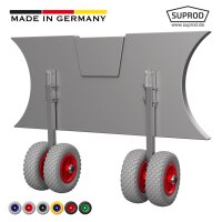 Launching Wheels, with double wheels, SUPROD EW200,...