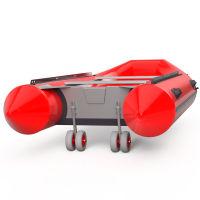 Kólka do slipowania pontonu, SUPROD EW200, Stal nierdzewna