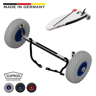 SUP-Trolley, Ruote Stand Up Paddle Board, SUPROD UP260, Acciaio inossidabile