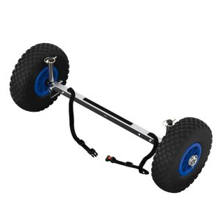 SUP-Wheels, Trolley, Paddel Board Carrier, foldable, SUPROD UP260, stainless steel