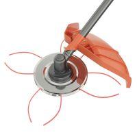 Cabeça de corte de cordas, Adaptador cortador, Para aparador de grama, Foice do motor