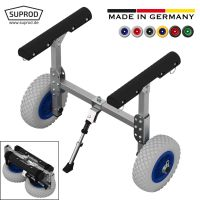 Kayak trolley, Canoe cart, SUP-trolley, SUPROD KW200,...