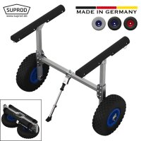 Chariot de canoë, SUP, SUPROD KW260, aluminium