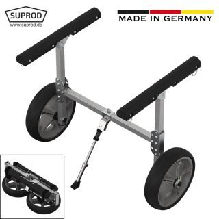 Kano-vogn, SUP-trolley, SUPROD KW261, aluminium