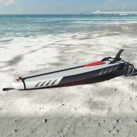 SUP kundvagn, Stand Up Paddle Board, Wheels, Vagn, SUPROD UP261, Rostfritt stål