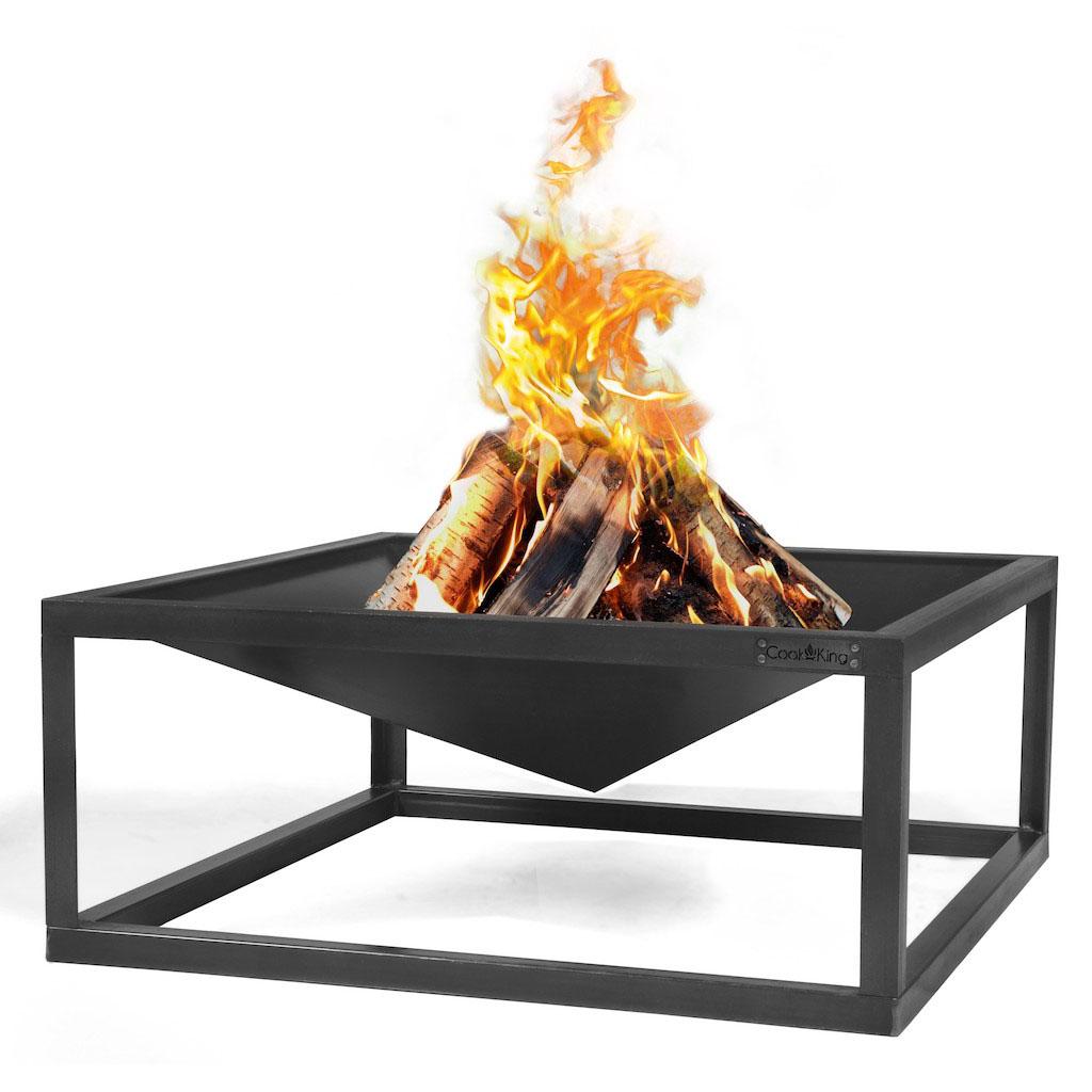 Brandskål CookKing SQUARE 1